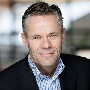 Hans-Petter Mellerud Gründer der Zalaris.