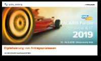 ZALARIS_Workshop 2_Digitalisierung von Antragsprozessen - Felix Baumann